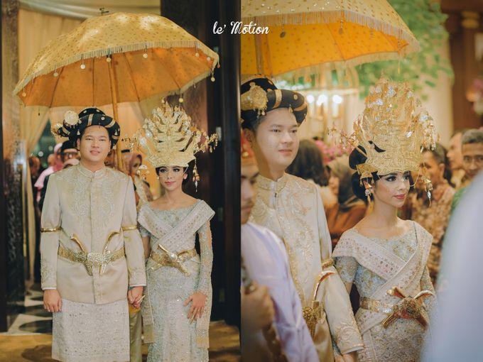 Ikhsan & Diba Pernikahan Adat Batak Mandailing by Le Motion - 031