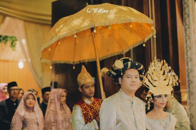Ikhsan & Diba Pernikahan Adat Batak Mandailing by Le Motion - 032