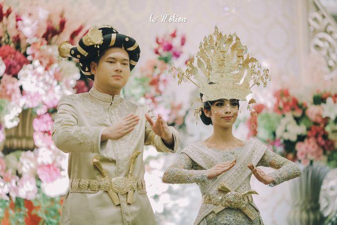 Ikhsan & Diba Pernikahan Adat Batak Mandailing by Le Motion - 034