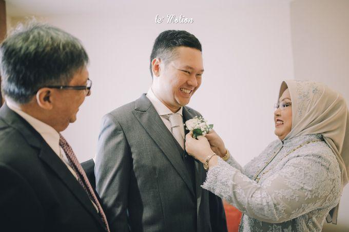 Ikhsan & Diba Pernikahan Adat Batak Mandailing by Le Motion - 011