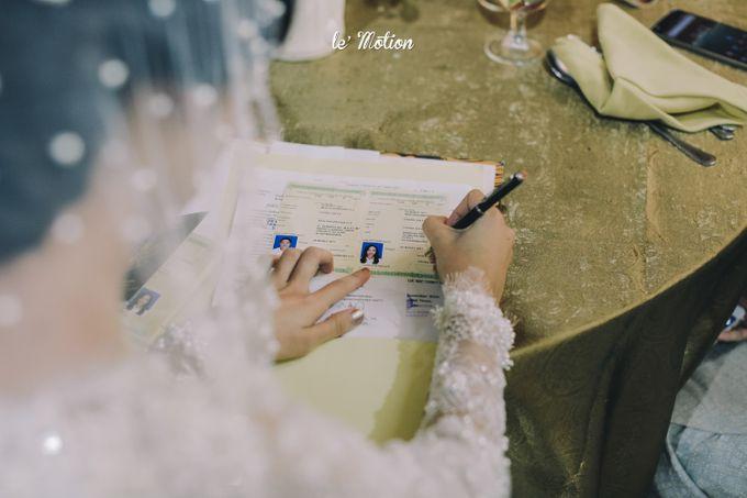 Ikhsan & Diba Pernikahan Adat Batak Mandailing by Le Motion - 018