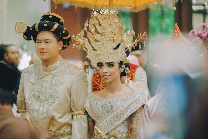Ikhsan & Diba Pernikahan Adat Batak Mandailing by Le Motion - 033
