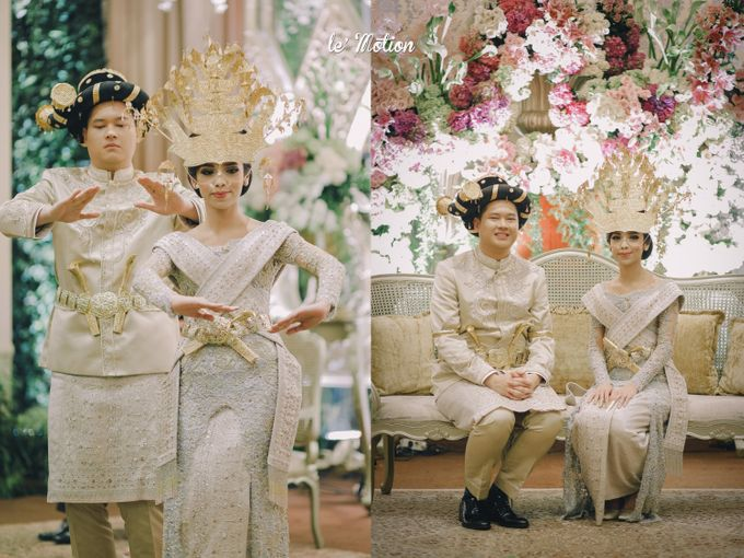 Ikhsan & Diba Pernikahan Adat Batak Mandailing by Le Motion - 035