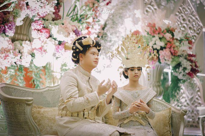 Ikhsan & Diba Pernikahan Adat Batak Mandailing by Le Motion - 037