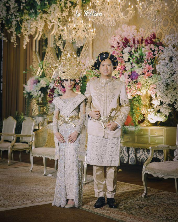 Ikhsan & Diba Pernikahan Adat Batak Mandailing by Le Motion - 040