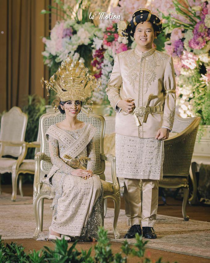 Ikhsan & Diba Pernikahan Adat Batak Mandailing by Le Motion - 041