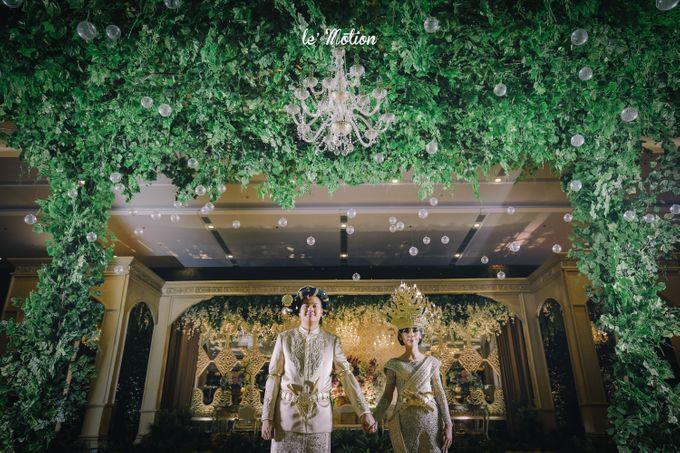Ikhsan & Diba Pernikahan Adat Batak Mandailing by Le Motion - 043