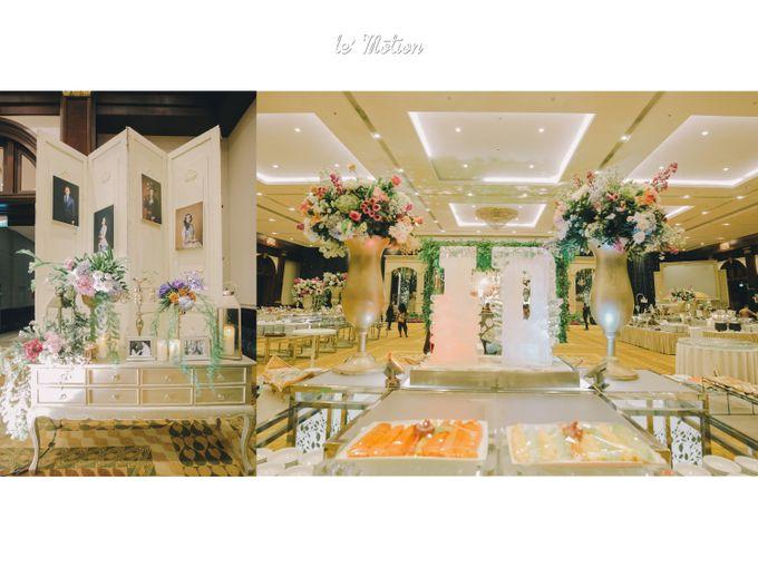 Ikhsan & Diba Pernikahan Adat Batak Mandailing by Le Motion - 045