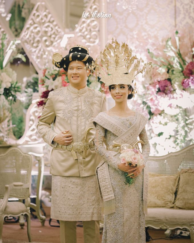 Ikhsan & Diba Pernikahan Adat Batak Mandailing by Le Motion - 038