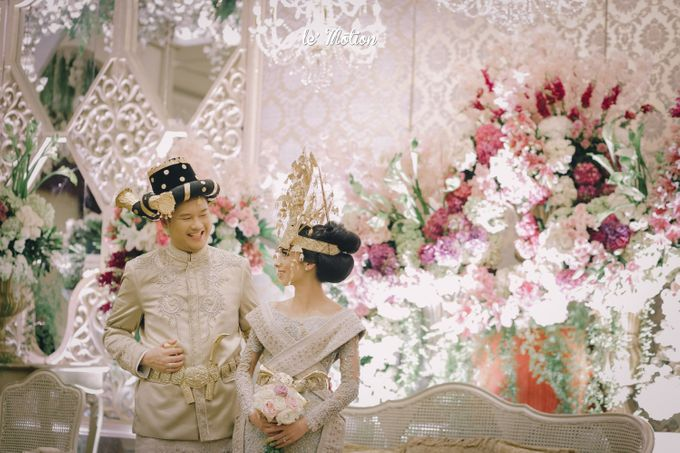 Ikhsan & Diba Pernikahan Adat Batak Mandailing by Le Motion - 039