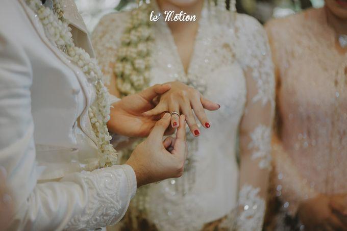 Yayas & Nosa Wedding by Adhyakti Wedding Planner & Organizer - 024