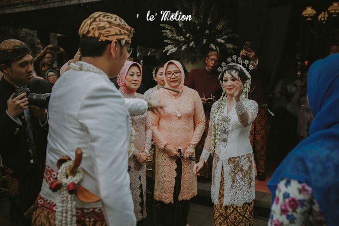 Yayas & Nosa Wedding by Adhyakti Wedding Planner & Organizer - 027