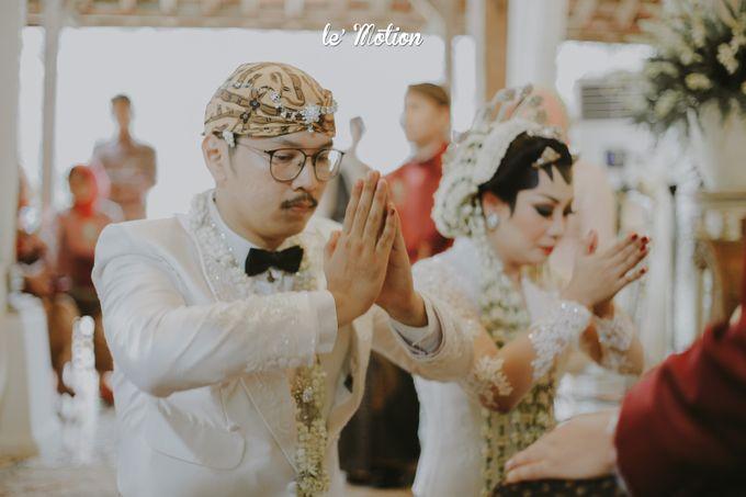 Yayas & Nosa Wedding by Adhyakti Wedding Planner & Organizer - 028