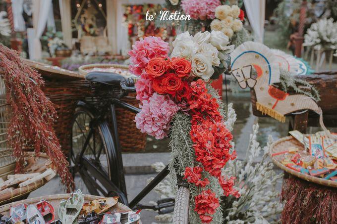 Yayas & Nosa Wedding by Adhyakti Wedding Planner & Organizer - 031
