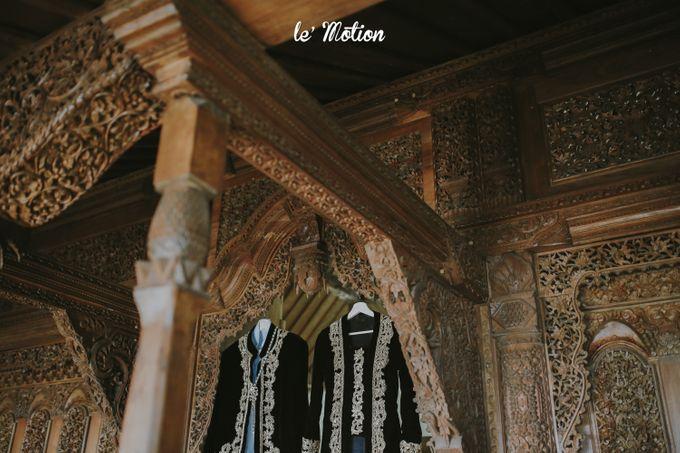 Yayas & Nosa Wedding by Adhyakti Wedding Planner & Organizer - 032