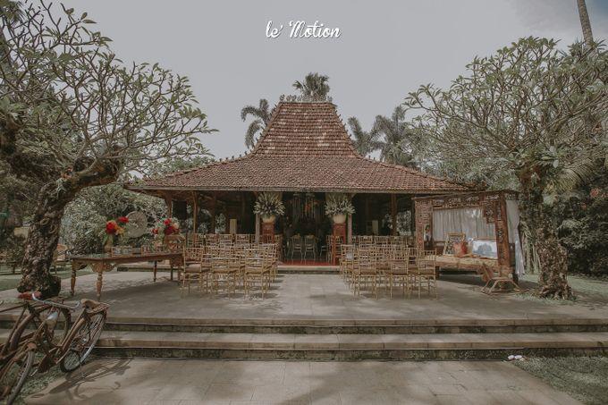 Yayas & Nosa Wedding by Adhyakti Wedding Planner & Organizer - 022