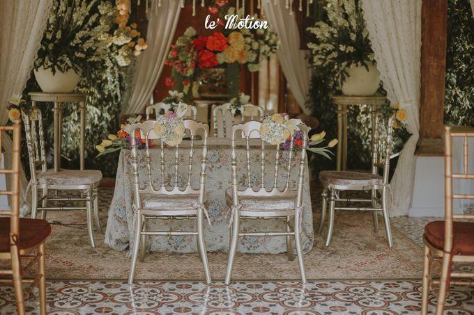Yayas & Nosa Wedding by Adhyakti Wedding Planner & Organizer - 023