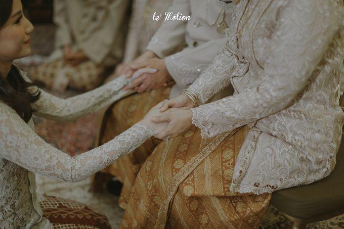 Traditional Sundanese and Minang Fusion Wedding of Felli & Reza by Le Motion - 006