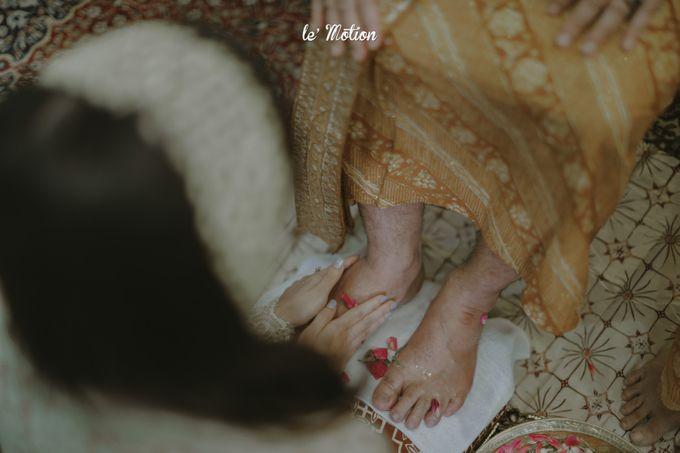 Traditional Sundanese and Minang Fusion Wedding of Felli & Reza by Le Motion - 008