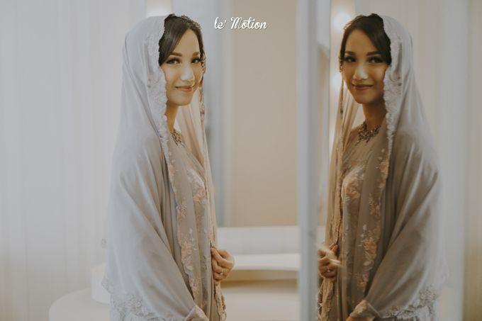 Traditional Sundanese and Minang Fusion Wedding of Felli & Reza by Le Motion - 001