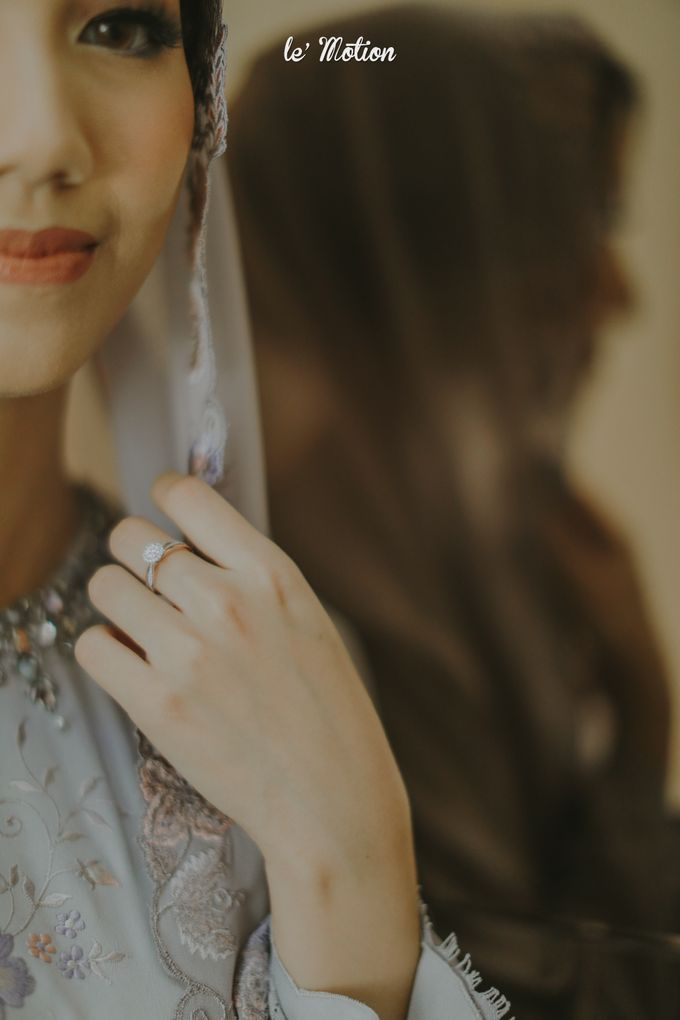 Traditional Sundanese and Minang Fusion Wedding of Felli & Reza by Le Motion - 002