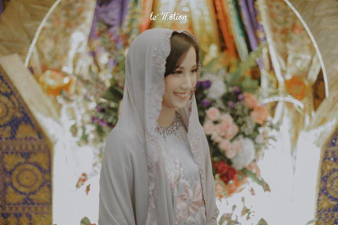 Traditional Sundanese and Minang Fusion Wedding of Felli & Reza by Le Motion - 003