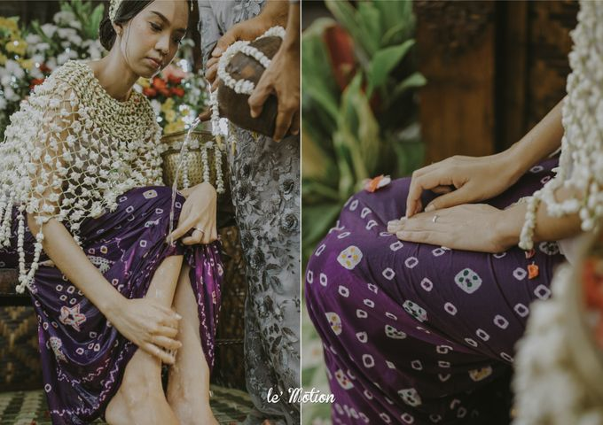 Dhea & Ridho Traditional Palembang Wedding by Le Motion - 013