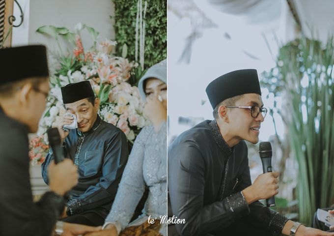 Dhea & Ridho Traditional Palembang Wedding by Le Motion - 003