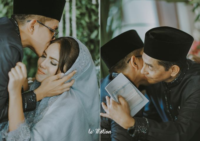 Dhea & Ridho Traditional Palembang Wedding by Le Motion - 005