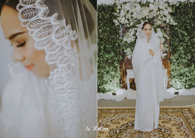 Dhea & Ridho Traditional Palembang Wedding by Le Motion - 006