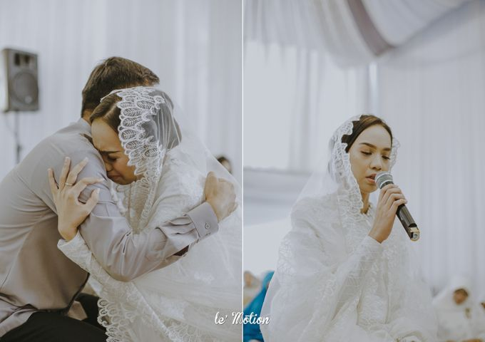 Dhea & Ridho Traditional Palembang Wedding by Le Motion - 008