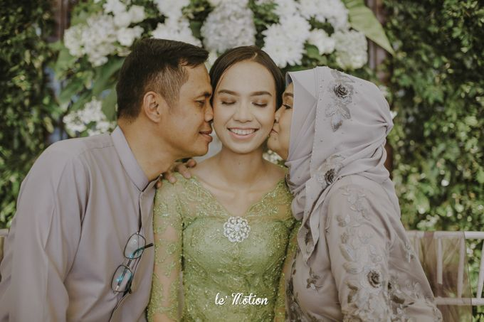 Dhea & Ridho Traditional Palembang Wedding by Le Motion - 016
