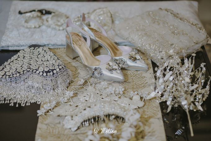 Dhea & Ridho Traditional Palembang Wedding by Le Motion - 021