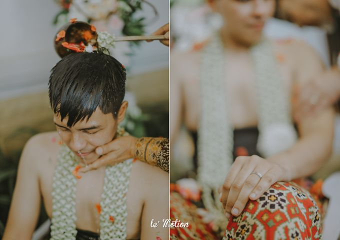 Dhea & Ridho Traditional Palembang Wedding by Le Motion - 009