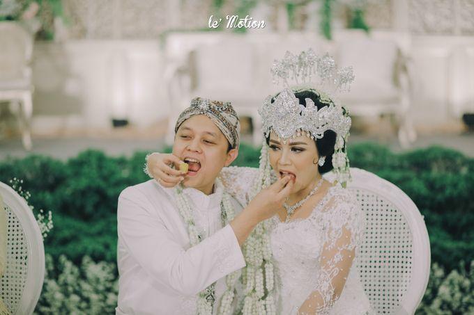 The Enchanting Sundanese Wedding of Sabila & Ardieles by Le Motion - 032