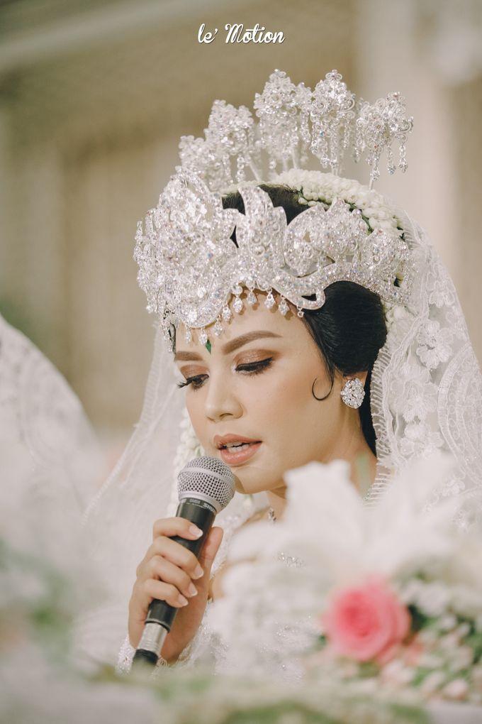 The Enchanting Sundanese Wedding of Sabila & Ardieles by Le Motion - 024