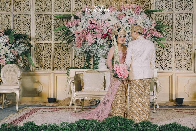 The Enchanting Sundanese Wedding of Sabila & Ardieles by Le Motion - 045