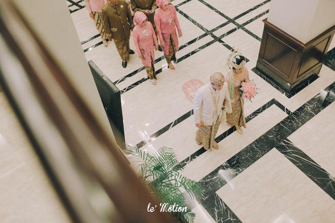 The Enchanting Sundanese Wedding of Sabila & Ardieles by Le Motion - 039