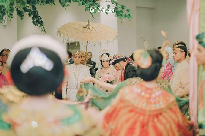 The Enchanting Sundanese Wedding of Sabila & Ardieles by Le Motion - 040