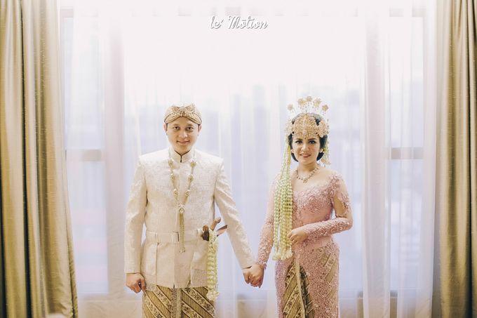 The Enchanting Sundanese Wedding of Sabila & Ardieles by Le Motion - 036