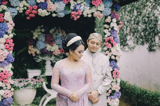 The Enchanting Sundanese Wedding of Sabila & Ardieles by Le Motion - 017