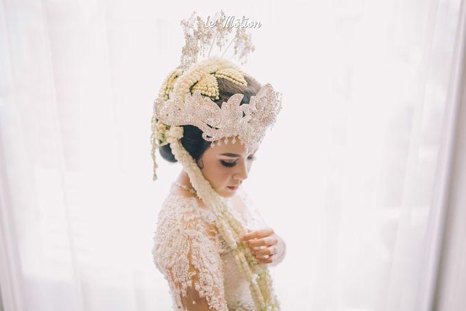 The Enchanting Sundanese Wedding of Sabila & Ardieles by Le Motion - 021
