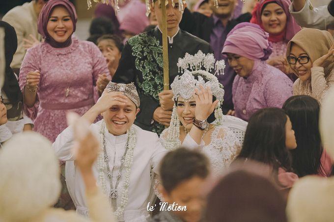 The Enchanting Sundanese Wedding of Sabila & Ardieles by Le Motion - 033