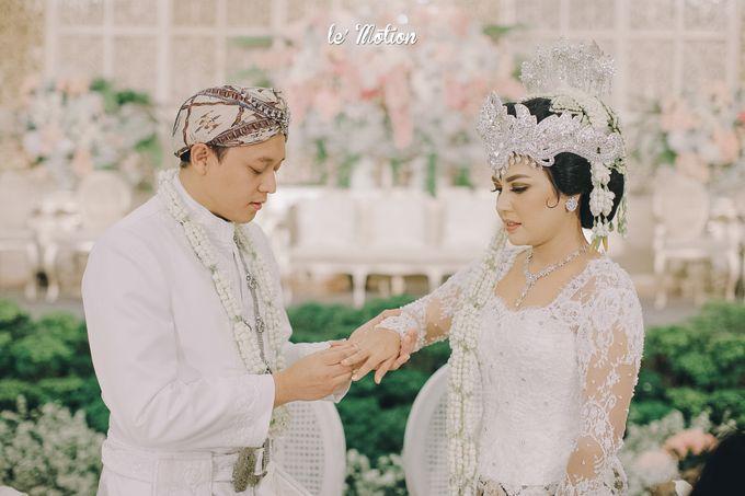 The Enchanting Sundanese Wedding of Sabila & Ardieles by Le Motion - 027