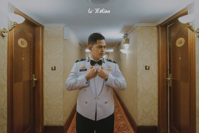 Irwan & Ratih Wedding with Pedang Pora Ceremony by Le Motion - 009