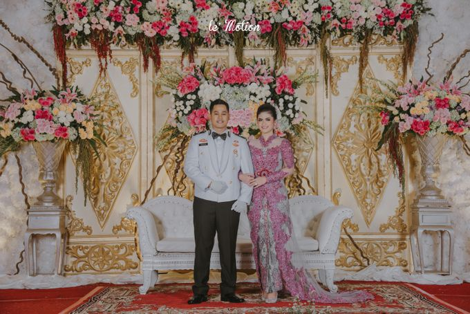 Irwan & Ratih Wedding with Pedang Pora Ceremony by Le Motion - 016
