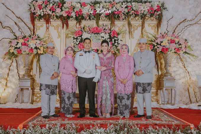 Irwan & Ratih Wedding with Pedang Pora Ceremony by Le Motion - 017