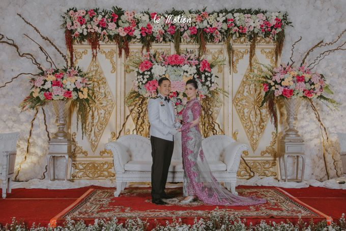 Irwan & Ratih Wedding with Pedang Pora Ceremony by Le Motion - 018
