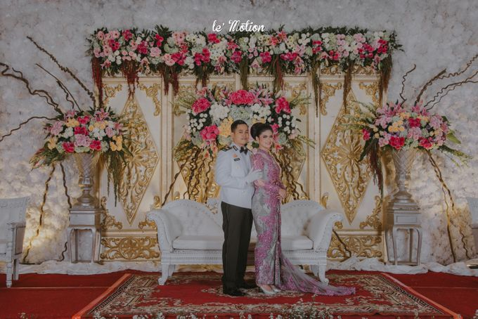 Irwan & Ratih Wedding with Pedang Pora Ceremony by Le Motion - 019