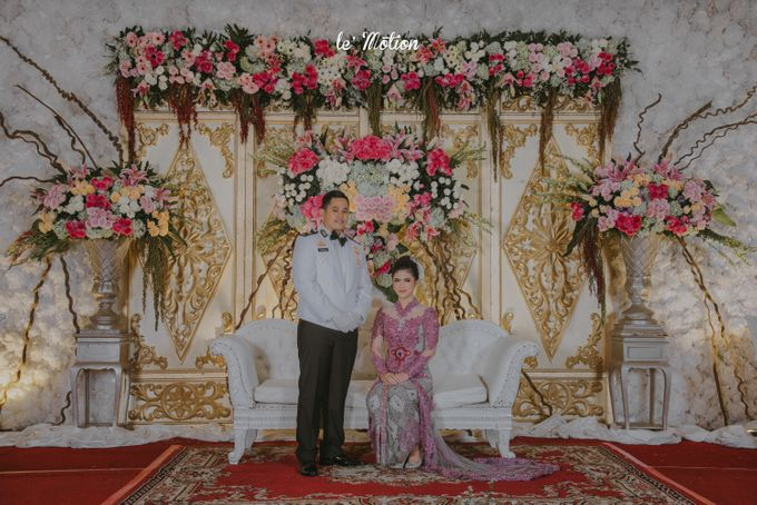 Irwan & Ratih Wedding with Pedang Pora Ceremony by Le Motion - 020